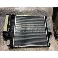 Радиатор системы охлаждения AVA BW2124