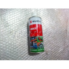 Спрей- смазка универсальная 5 в 1, MULTI WURTH, 400 мл