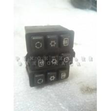 Блок кнопок  кондиционера BEHR BMW E34, E32 б\у
