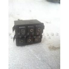 Блок кнопок  кондиционера BEHR BMW e34, e32 рестайл
